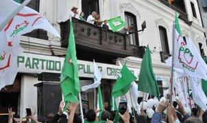 Plancha presidencial del PPC fue declarado inadmisible por el JEE