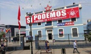 JNE rechaza recurso del Apra para inscribir listas al Congreso en siete regiones
