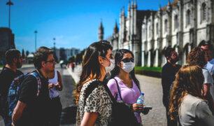 COVID-19: Portugal detecta varios casos de viajeros infectados con la nueva variante