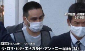 Japón: peruano es acusado de haber asesinado a dos brasileñas