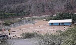 Ingemmet: 256 zonas críticas en alerta por lluvias y huaicos en la sierra