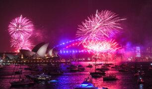 Sídney: espectáculo de fuegos artificiales por Año Nuevo será sin público