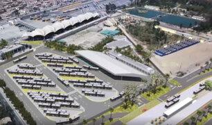 Metropolitano: firman contrato con empresa para construir ampliación hacia Carabayllo