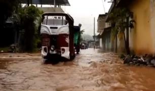 Huánuco: 10 mil personas afectadas y un fallecido tras deslizamientos por intensas lluvias
