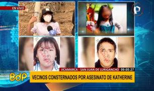 SJL: vecinos consternados por asesinato de menor de 5 años