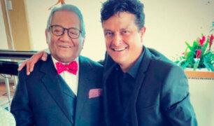 Armando Manzanero: Hijo del cantautor reveló cómo su padre se habría contagiado de Covid-19