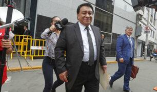 """José Luna Gálvez: confirman arresto domiciliario por caso """"Los gángsters de la política"""""""