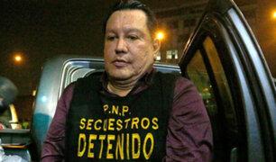 Confirman condena de 9 años de cárcel a Félix Moreno por el Caso Corpac