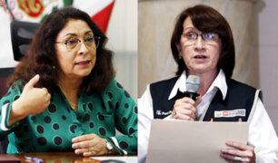 """Bermúdez sobre Mazzetti: """"Es una ministra comprometida con la salud de los peruanos"""""""