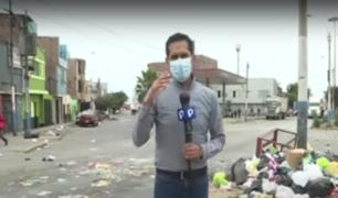 Callao: vecinos incómodos y preocupados por acumulación de basura en calles