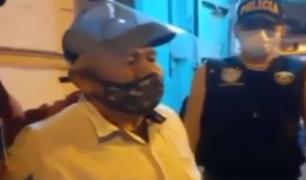 Anciano de 65 años aseguró que robaba porque no le tocó el bono del Gobierno