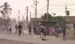 Tres fallecidos dejan nuevas protestas de trabajadores agrarios en La Libertad