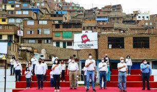 Victoria Nacional: JEE inscribe lista de candidatos al Congreso por Lima