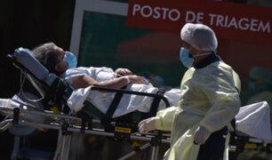 Brasil: confirman dos primeros casos de la cepa británica del covid-19