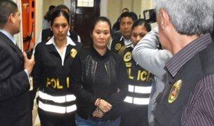 Keiko Fujimori regresó a prisión en enero del 2020 ante temor de fuga