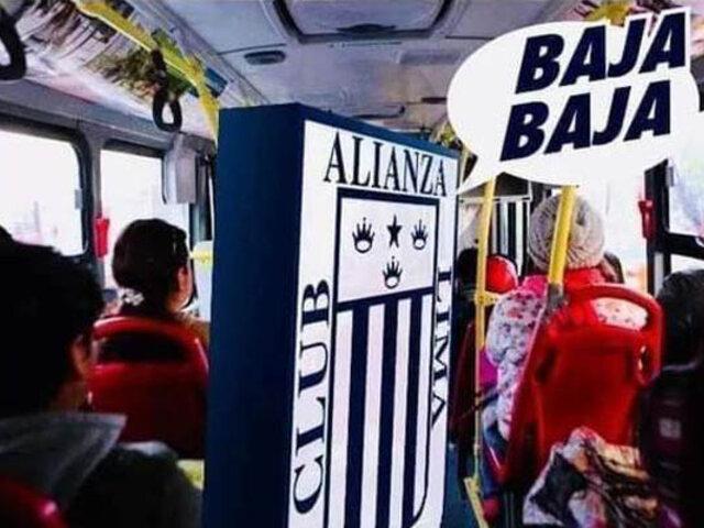 FOTOS: siguen apareciendo crueles memes tras el descenso del club Alianza Lima