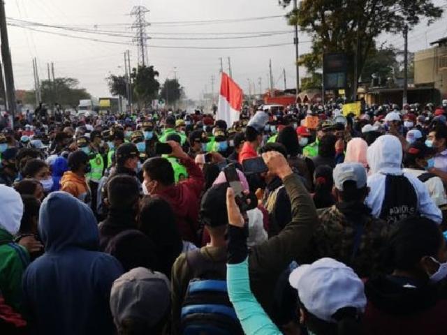 Ica: trabajadores agroexportadores piden derogatoria de Ley de promoción agraria