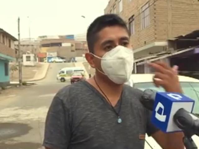 VES: hombre denuncia que fue agredido por el Grupo Terna durante intervención irregular