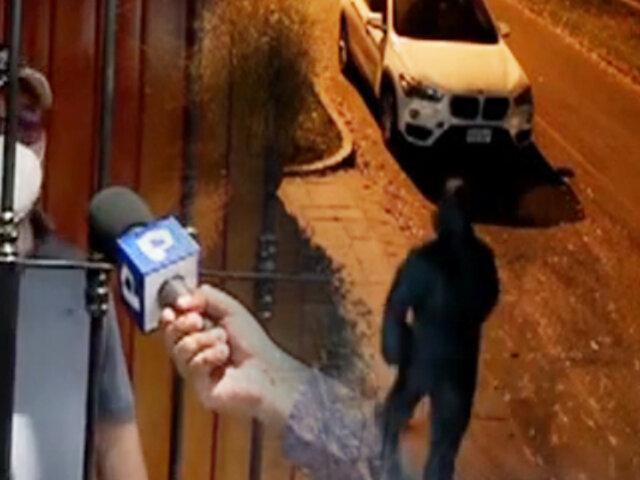 """""""Robacasas"""" acechan viviendas de una exclusiva avenida de La Molina"""
