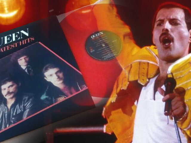 Disco de Queen llega al Top 10 de Billboard, a casi 40 años de su lanzamiento