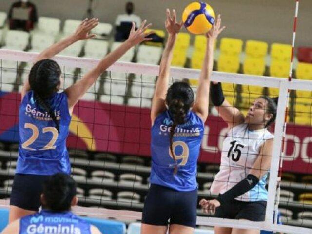 Federación de Voleibol suspendió la Copa Nacional por un caso de COVID-19
