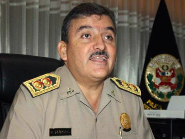 Coordinadora Nacional de Derechos Humanos exige renuncia e investigación a ministro Cluber Aliaga