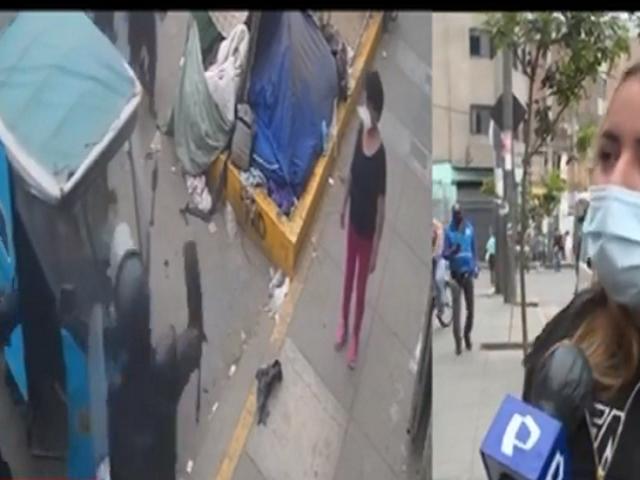 La Victoria: mujeres denuncian que fiscalizadores las agredieron durante operativo