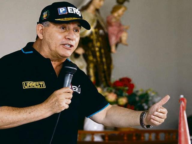 Arequipa: Urresti afirmó que Martín Vizcarra está siendo utilizado por Somos Perú