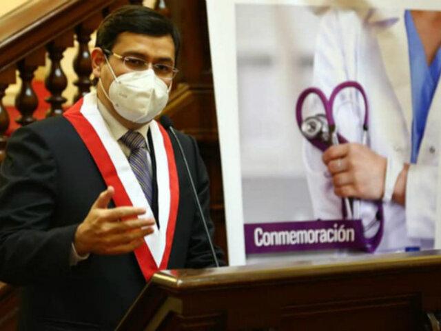 Somos Perú adelanta que dará voto de confianza al Gabinete Bermúdez