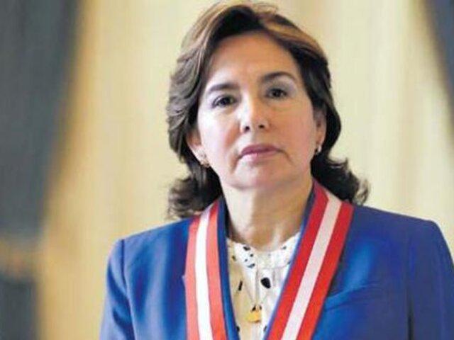 """Presidenta del PJ: """"Hemos planteado paridad en cargos directivos y salas de Corte Suprema"""""""