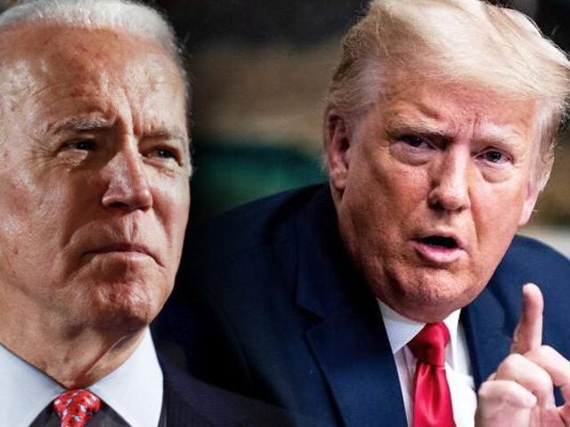 Donald Trump insiste que existió fraude electoral