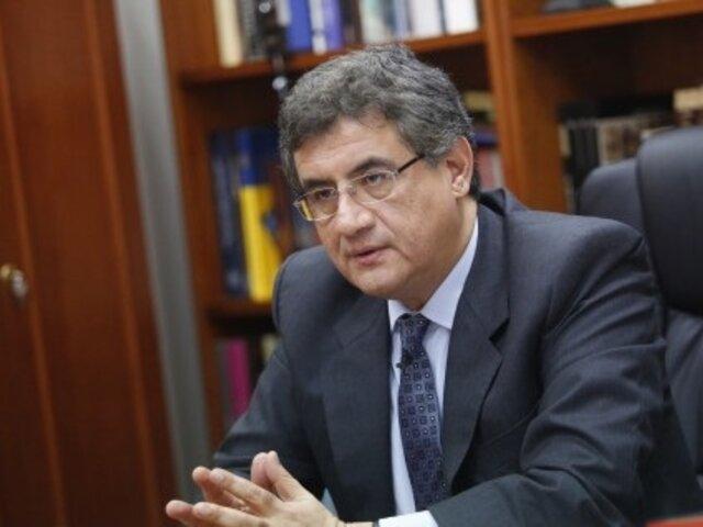 Sheput: Sacar de carrera electoral a Fuerza Popular sería un atentado a la democracia