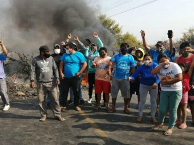 Gobernador de La Libertad: joven murió por bloqueo a paso de ambulancia en Panamericana
