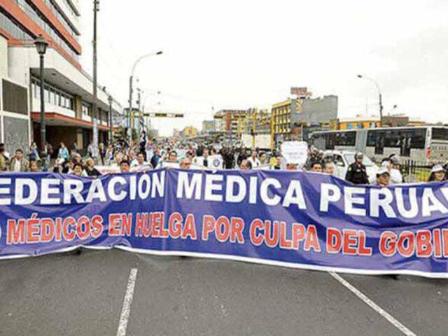 FMP exige renuncia de ministra de Salud
