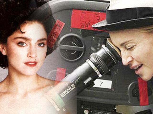 Madonna dirigirá y contará su propia historia en una película