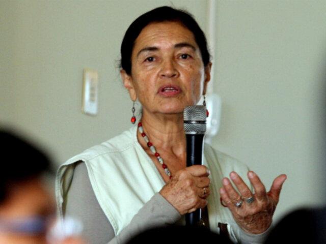 Caral: Ruth Shady denuncia inacción de la PNP ante amenazas de invasores