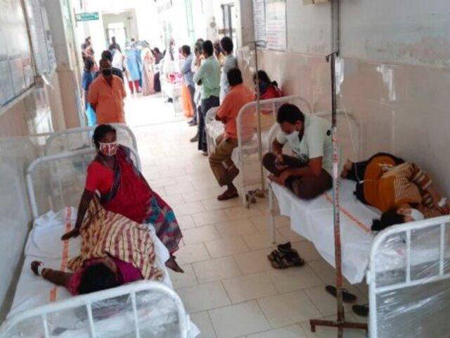 India: misteriosa enfermedad dejó un fallecido y más de 300 hospitalizados