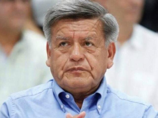 Elecciones 2021: el líder de APP, César Acuña, presentó su plancha presidencial