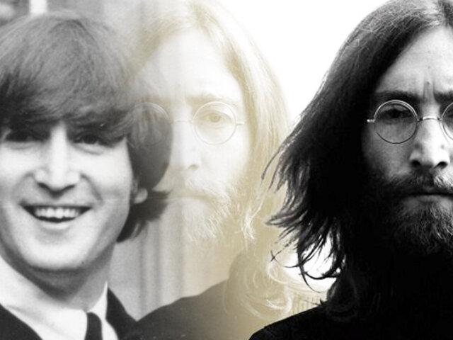 Jhon Lennon: se cumplen cuarenta años de su asesinato