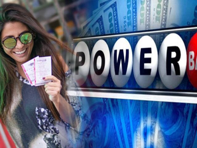 Perú asombrado por el enorme premio mayor de 277 millones de dólares de la lotería Powerball