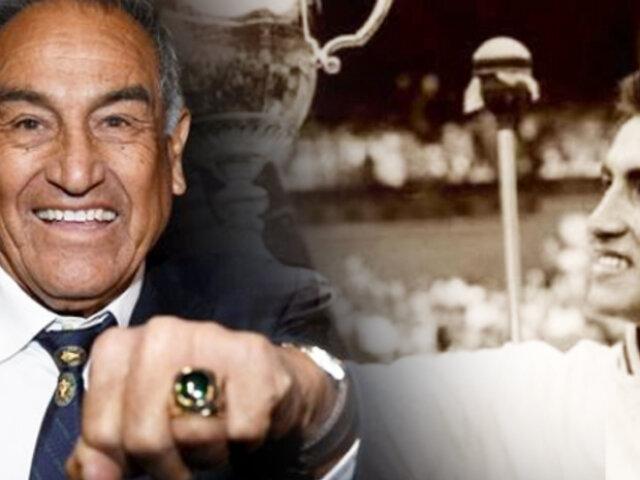 Alejandro Olmedo: extenista peruano y ganador de Wimbledon falleció a los 84 años