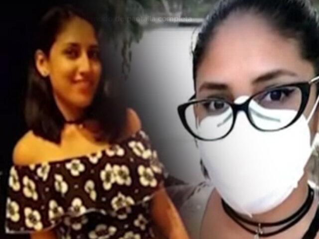 Desaparece cosmetóloga de 24 años desde octubre