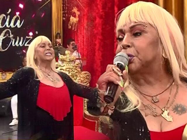 Lucía de la Cruz se reinventan y presenta su nuevo repertorio