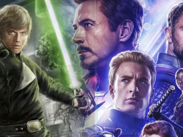 Disney anuncia que estrenará 20 series de Marvel y Star Wars