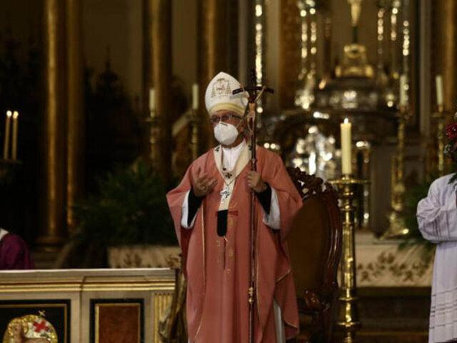 Catedral de Lima: celebraron primera misa presencial tras cierre por Covid-19