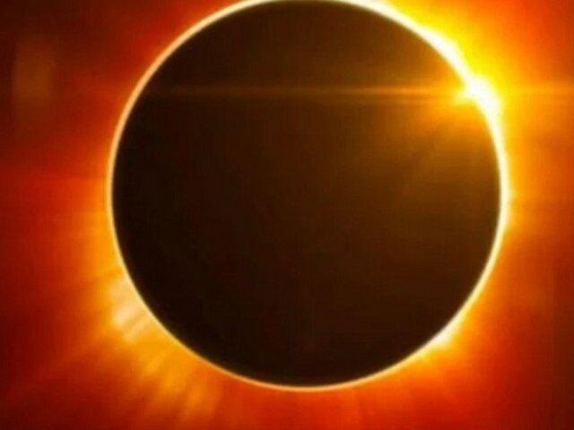 Trujillo: presencian eclipse parcial desde el observatorio astronómico de la UNT