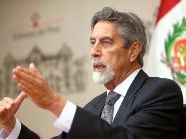 JEE de Lima Centro concluyó que el presidente Francisco Sagasti no vulneró neutralidad electoral