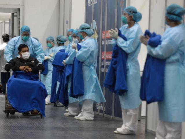¡Buenas noticias! Covid-19: Perú registra 1'236,668 pacientes recuperados