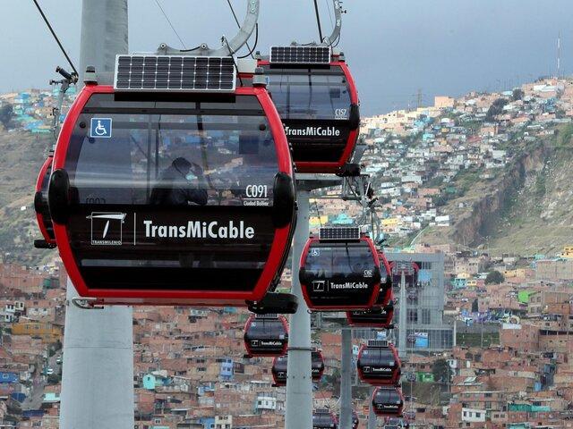 Municipalidad de Lima actualizó estudio de preinversión del segundo teleférico