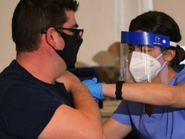 Estados Unidos: más de un millón de personas ya se vacunaron contra el covid-19